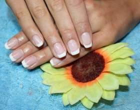 Как сделать ногти твердыми фото