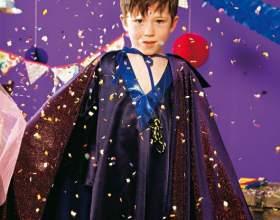 Как сделать новогодний костюм волшебника к новому году фото
