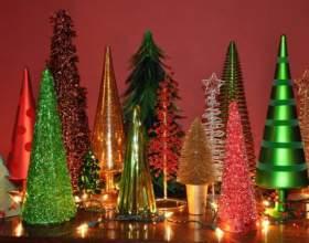 Как сделать новогоднюю елку своими руками фото
