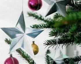 Как сделать оригами звезду фото