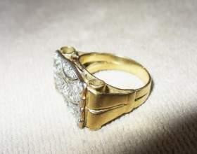 Как сделать перстень фото