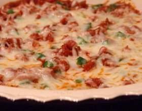 Как сделать пиццу с пепперони фото