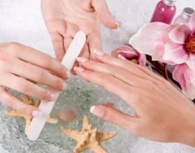 Как сделать правильную форму ногтей фото
