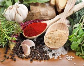 Как сделать приправу из сушеных овощей фото