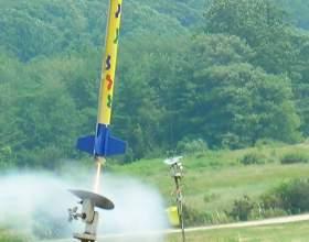Как сделать ракету в домашних условиях фото