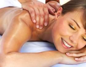 Как сделать расслабляющий массаж фото