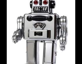 Как сделать робота своими руками из разных материалов фото