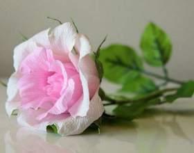 Как сделать розу из конфет фото