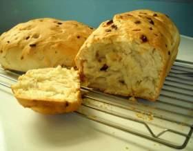 Как сделать сделать луковый хлеб в домашних условиях фото
