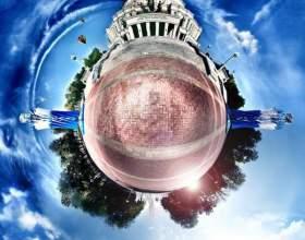 Как сделать сферическую панораму фото