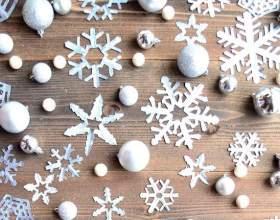 Как сделать шестиугольную снежинку фото