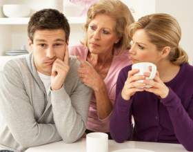 Как сделать сложный выбор между матерью и женой фото