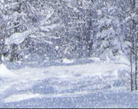 Как сделать снег на фотографии в photoshop фото