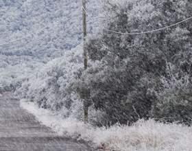 Как сделать снегопад в photoshop фото
