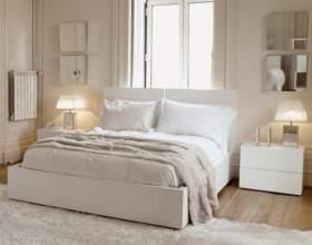 Как сделать спальню светлой фото