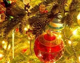 Как сделать стильную новогоднюю елку фото