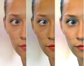Как сделать светлее лицо в фотошопе фото