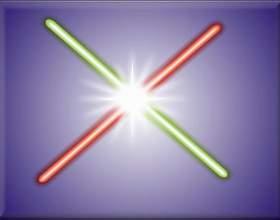 Как сделать своими руками световой меч фото