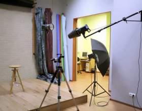 Как сделать свою фото студию фото