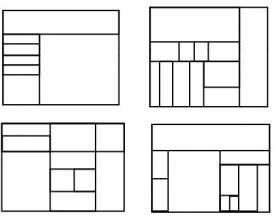 Как сделать таблицу в таблице фото