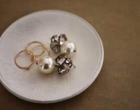 Как сделать тарелку из полимерной глины фото
