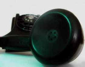 Как сделать телефонную трубку фото