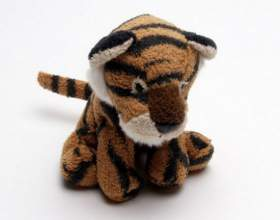 Как сделать тигренка фото