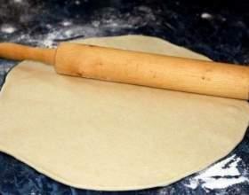 Как сделать тонкое тесто для пиццы фото