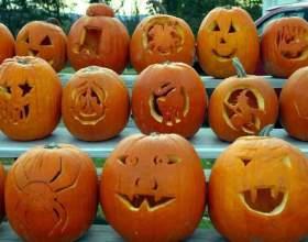 Как сделать тыкву на хэллоуин своими руками фото