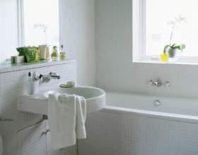 Как сделать ванну белой фото
