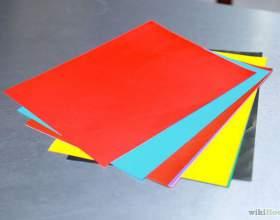 Как сделать веер из бумаги фото