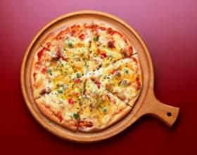 Как сделать вегетарианскую пиццу фото