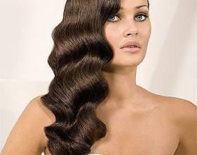 Как сделать волны на волосах фото