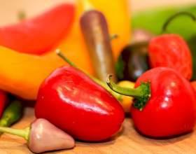 Как сделать заготовку из перцев для салатов фото