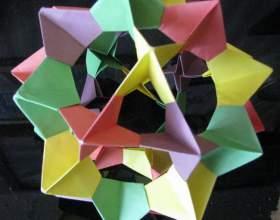 Как сделать звезду из картона фото