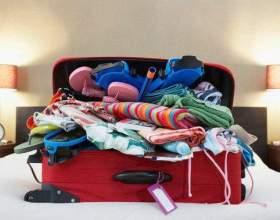Как сложить дорожный чемодан фото