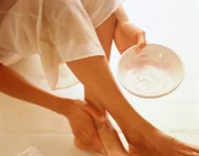 Как смягчить кожу ног фото
