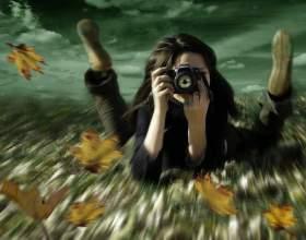 Как снимать людей фото