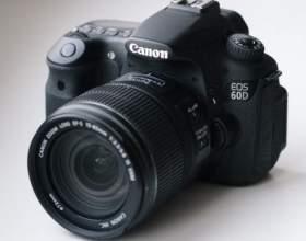 Как снимать на canon фото
