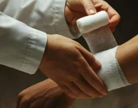 Как снять боль в кисти руки при вывихе фото