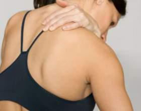 Как снять боль в шее фото