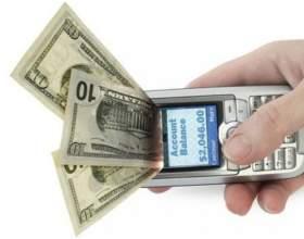 Как снять деньги с мобильного счета фото