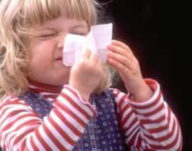 Как снять отек носа у ребенка фото