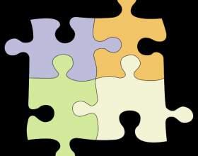 Как собрать головоломку фото