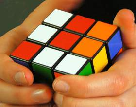 Как собрать Кубик Рубика ребенку фото