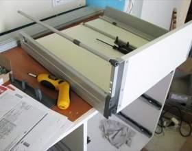 Как собрать кухонный шкаф фото