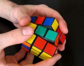 Как собрать одну грань у кубика рубика фото