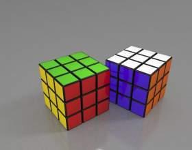 Как собрать первый слой кубика рубика фото
