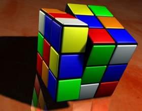 Как собрать по всем цветам кубик рубика фото