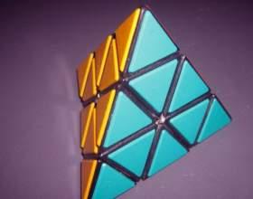 Как собрать треугольник фото